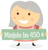 Minijobs 450 €